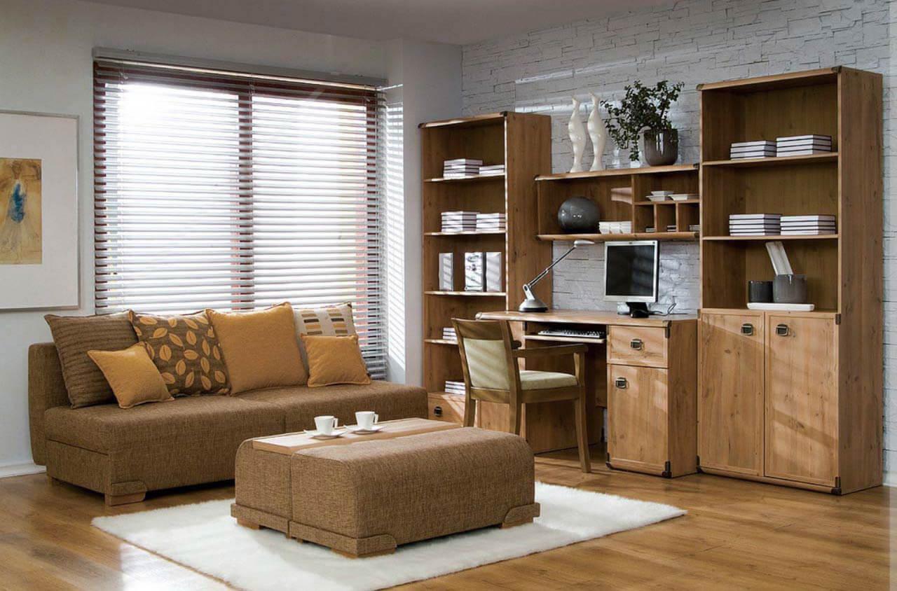 Корпусная мебель и мебель из дерева Киев от компании Эфес