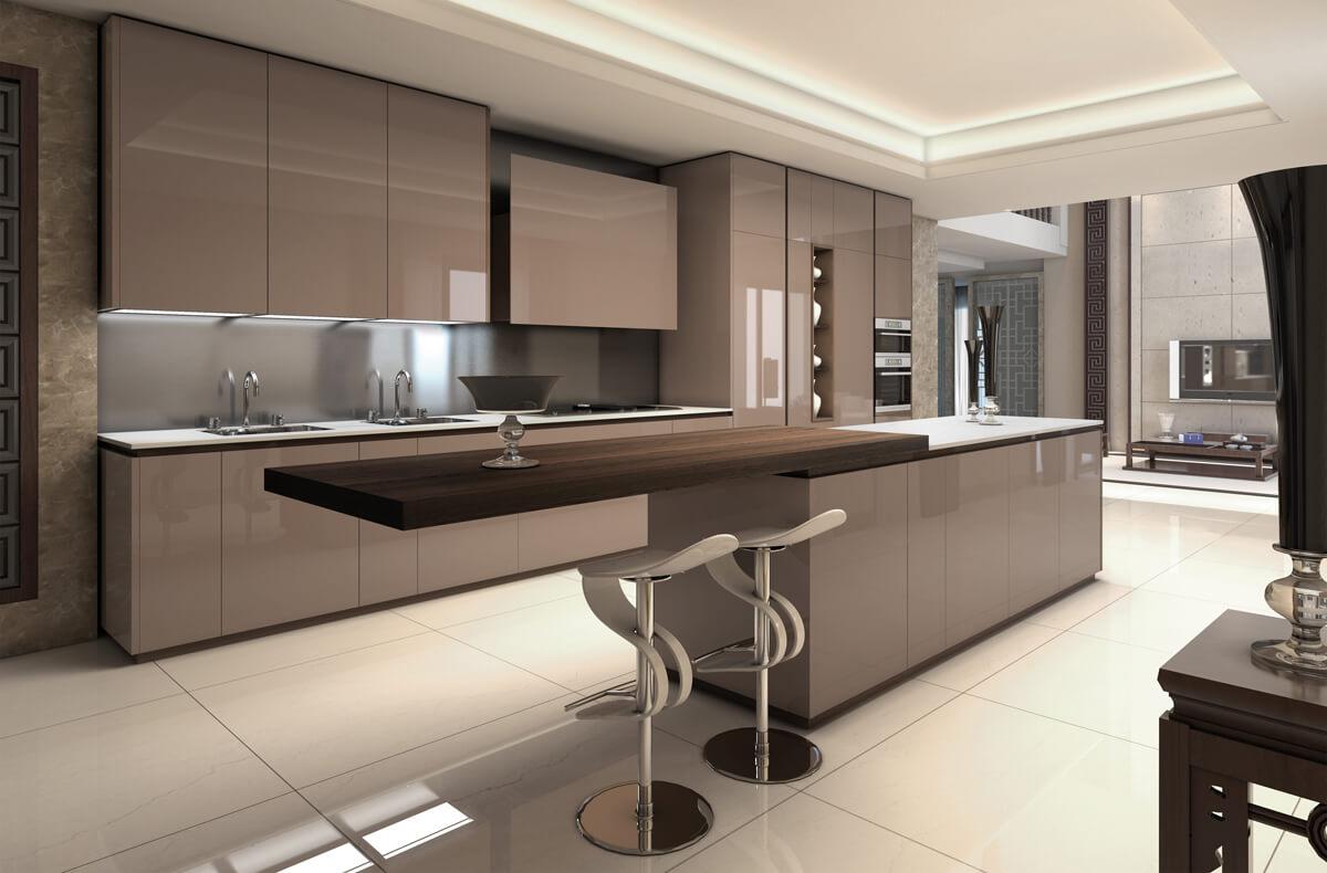 Кухни на заказ Киев: изготовление мебели для кухни под заказ - Эфес Киев