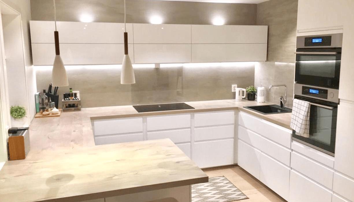 Кухонная мебель по индивидуальным замерам - почему она того стоит?